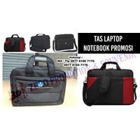Tas Laptop Custom Cetak Logo Promosi