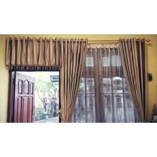 Cheap, Minimalist Curtains