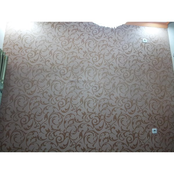 Wallpaper Dinding Dekorasi Interior