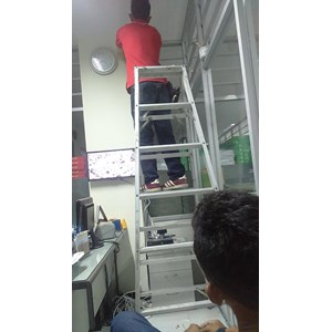 Jasa Pemasangan Alarm & CCTV By CV. Autekindo Visual