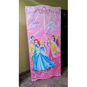 Lemari Pakaian 2 Pintu Princess