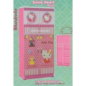 Lemari Anak Hello Kitty