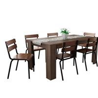 Meja Makan Kapuas 1
