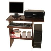 Meja Komputer Grace - 802C Beech Red 1