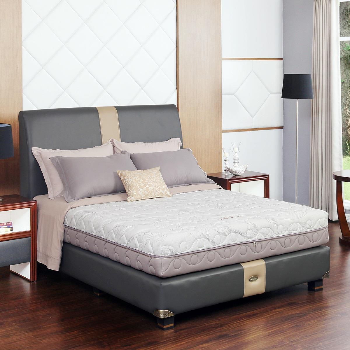 jual spring bed guhdo back pedic harga murah jakarta oleh With back spring bed
