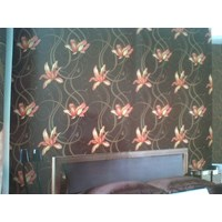 Wallpaper Motif Bunga 1