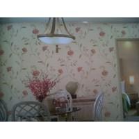 Jual Wallpaper Motif Bunga 2
