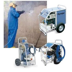 High Pressure Cleaners Dynajet