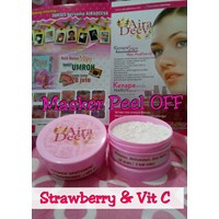 Masker Peel OFF Strawberry 1