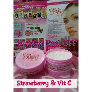 Masker Peel OFF Strawberry