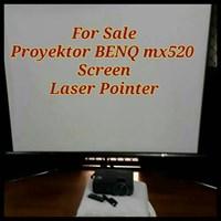 Proyektor BenQ MX520