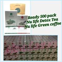 Jual detox tea