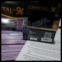 Jual crystal x