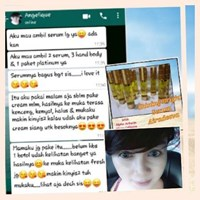 Jual Serum Shining Bright 2