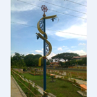 Tiang Lampu Antik Scaled 1