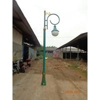 tiang lampu antik tipe 5