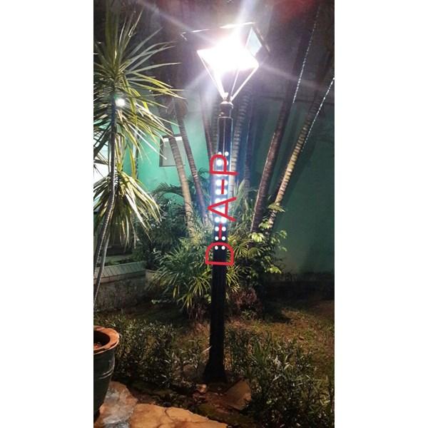 Tiang Lampu Taman 39