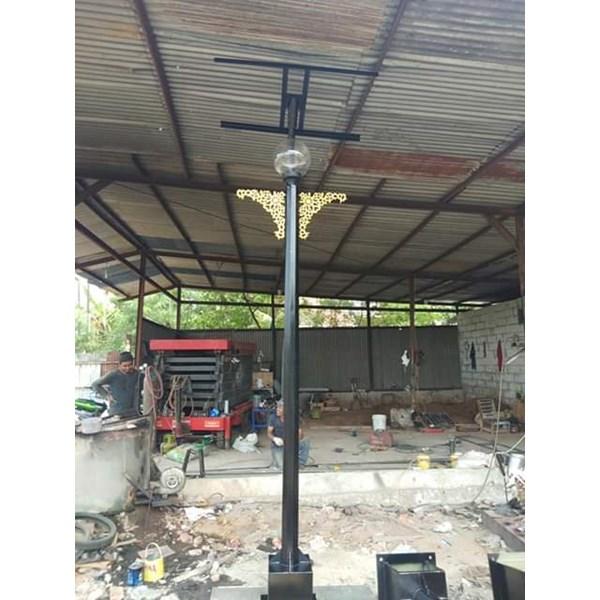 Garden Light Poles 42