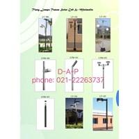 Garden Light Poles 46