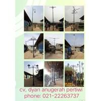 Facrication Light Poles