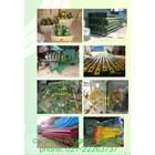Pabrikasi Tiang Lampu Taman 1