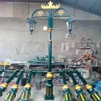 Antique Light Poles B