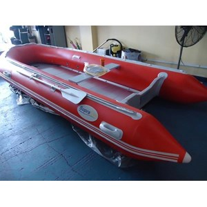 Kapal Karet Import Material Pvc Kap 6 Person