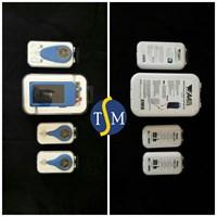 Moisture Meter AAB-Alat Ukur Kecepatan Udara & Kelembaban  1