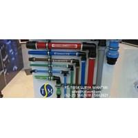 Pipa Aluminium Kompresor Udara Eqofluids