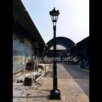 Tiang Lampu Taman Minimalis 02