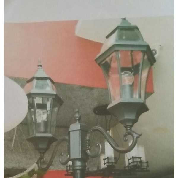 Tiang Lampu Antik 50