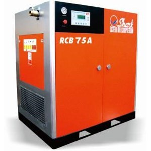 Screw Compressor Series Rcb - 75 A Kompresor Angin