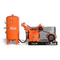 High Pressure Compressor Sbm - 10 Hp Kompresor Angin 1