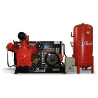 Sbm - 20 Hp High Pressure Compressor