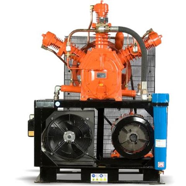 Booster Air Compressor Bc430-10 25 Hp Kompresor Angin