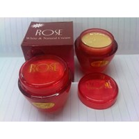 Cream Wajah Rose White & Natural  1