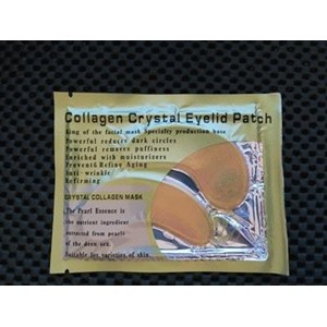 Masker Mata – Crystal Collagen Gold Powder Eyelid Patch