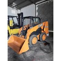 Mesin Bekas Skid Loader Case Sr200 Tahun 2012 Kapasitas 0.8 M3