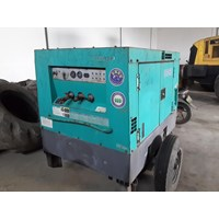 Jual Mesin Bekas Compressor Denyo Pds 185 Cfm Trailer Engine Perkins Build Up