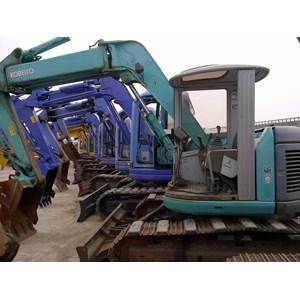 Excavator Bekas Kobelco Sk75 Ur-3 '09 Import Jepang