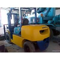 Jual Forklift Komatsu Kapasitas 3.5 Ton Tahun 2008 2