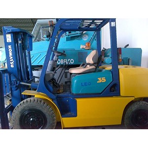 Forklift Komatsu Kapasitas 3.5 Ton Tahun 2008