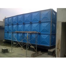 Roof Tank Fiberglass