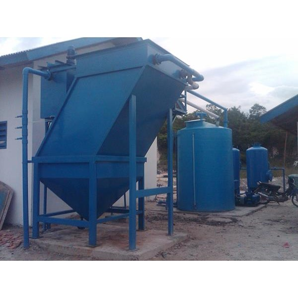 CLEAN WATER TREATMENT INSTALLATION IPA