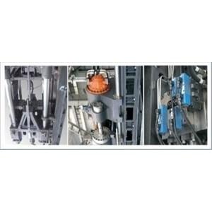 Mesin Produksi Plastik Clamping Part