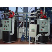 Thermal Oil Heater Brand Taland Thermal 1200 VDC 1