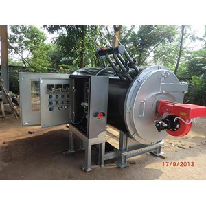 Thermal Oil Heater Merk TALAND THERMAL TO 2000 HDC
