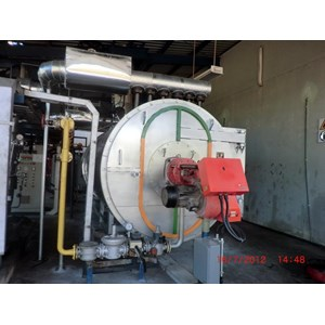 Thermal Oil Heater Brand TALAND THERMAL TO 2500 HDC
