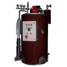 Vertikal Steam Boiler Merk Dankong - DK 500