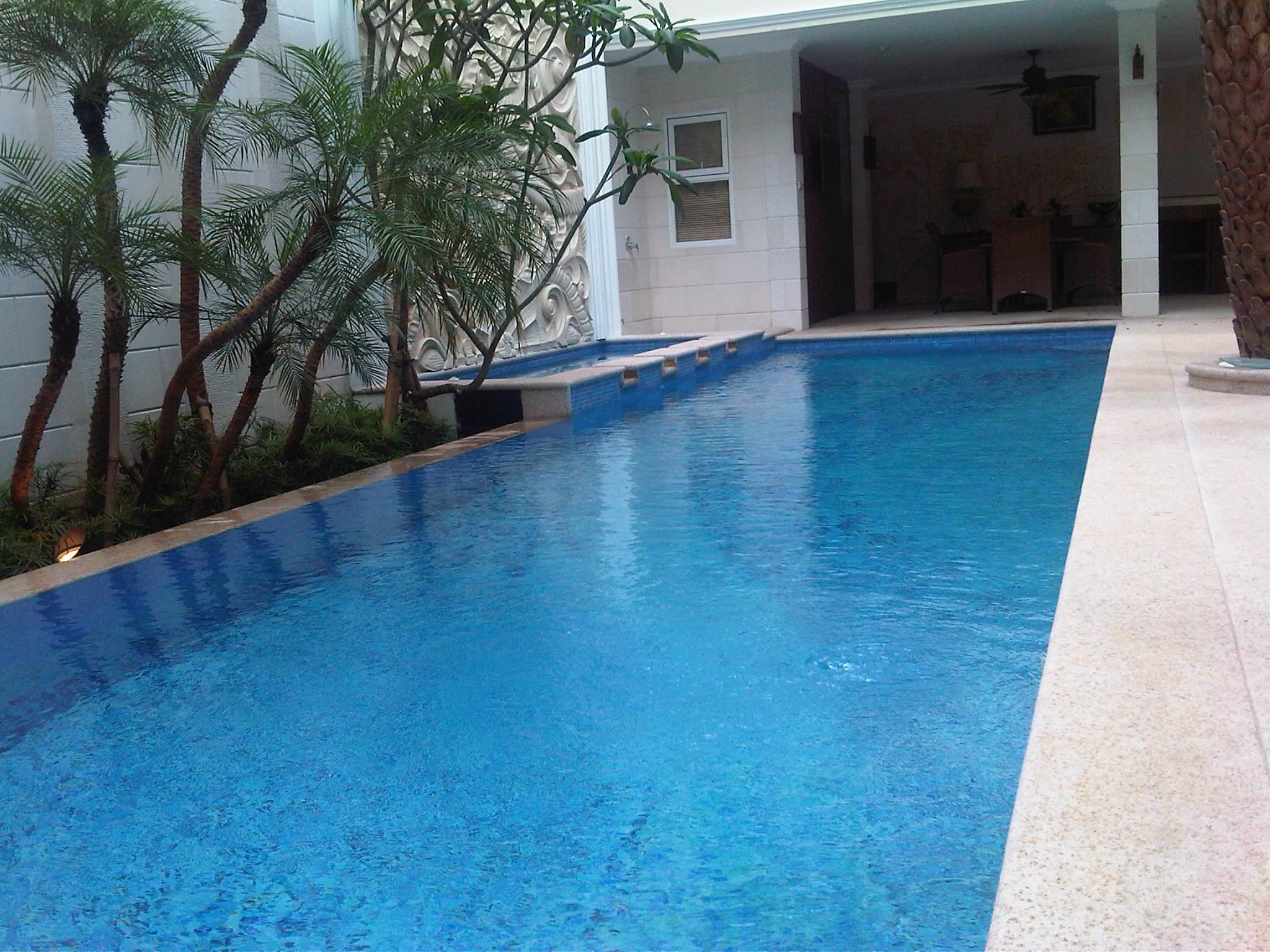 jual kolam renang pribadi tipe 2 harga murah jakarta oleh